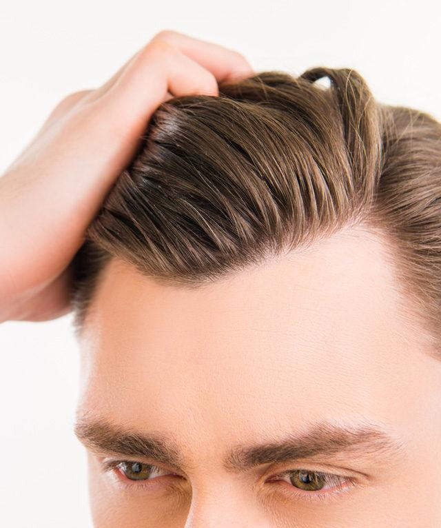 wypadanie nowych włosów